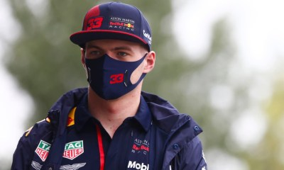 I BEAT ALL OF THEM SO THAT IS GOOD VERSTAPPEN
