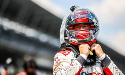 MARCO ANDRETTI MADE THE DECISION TO STEP AWAY FROM FULL-TIME COMPETITION