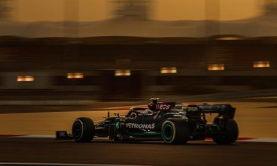 F1 TESTING DAY 2 - MERCEDES RETURNS TO THE TOP WITH BOTTAS