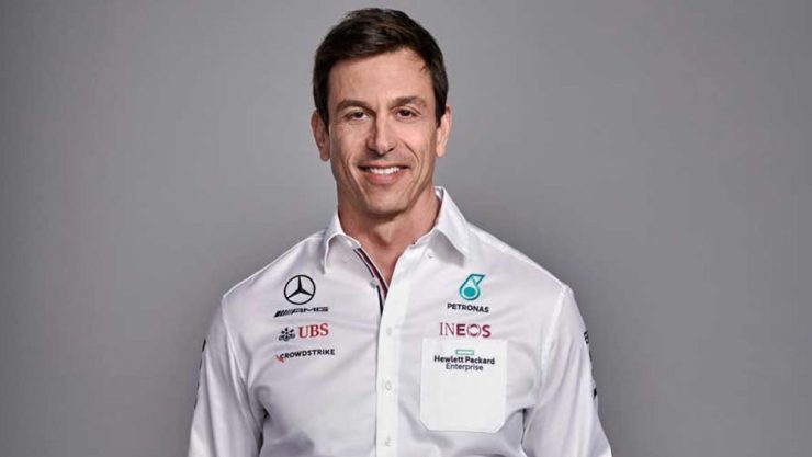 MERCEDES F1 CONTRACT SITUATION - WOLFF TALK 2022 F1 DRIVER LINE-UP