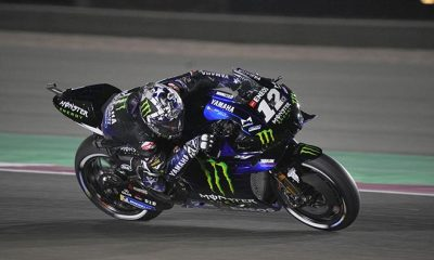 VINALES WINS THE SEASON-OPENING QATAR MOTOGP