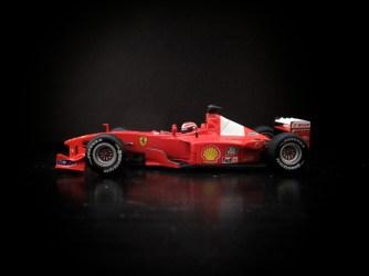 2000 Michael Schumacher