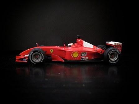 2001 Michael Schumacher