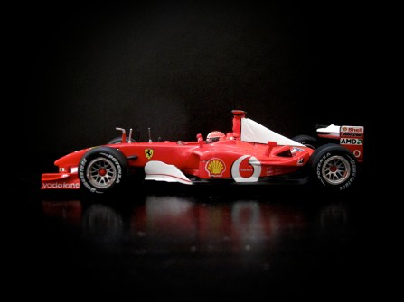 2002 Michael Schumacher