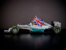 2014 Lewis Hamilton