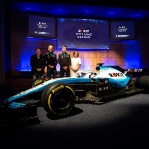 Williams F1 Team 2019