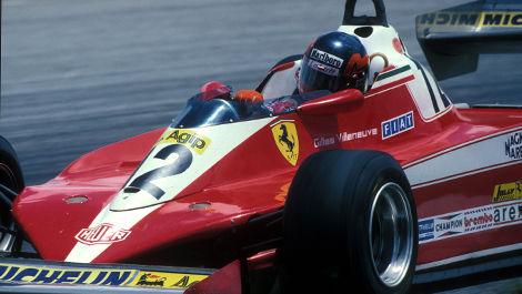 1978 - Gilles Villeneuve sur ses terres. Le Québécois gagne son premier Grand Prix devant une foule acquise à sa cause, après l'abandon de Jean-Pierre Jarier sur fuite d'huile alors qu'il dominait la course.