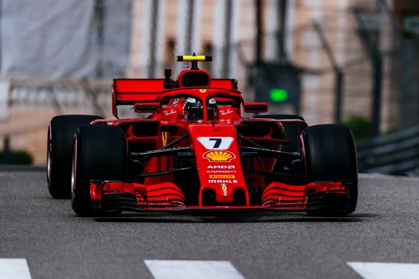 GP Monaco Raikkonen