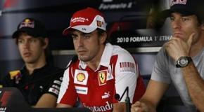 Alonso entre críticas, especulaciones y alegría