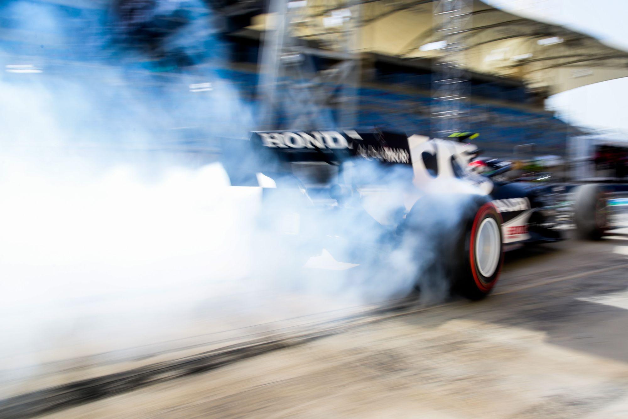 2021 bahrain fp 12 Grand Prix Bahrajnu 2021 – podsumowanie