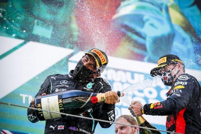 M239514 Statystycznie rzecz biorąc: GP Hiszpanii 2021