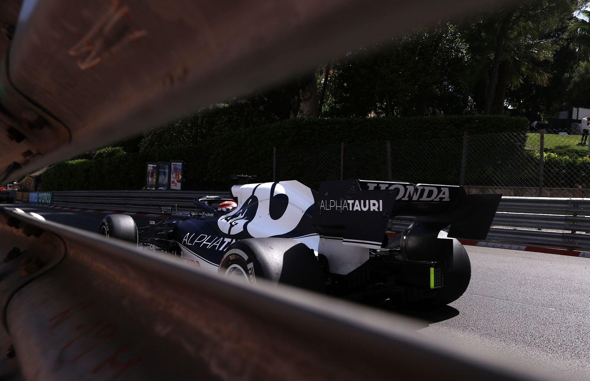 scuderia alphatauri 2021 monaco gp 19 Grand Prix Monako 2021 – podsumowanie