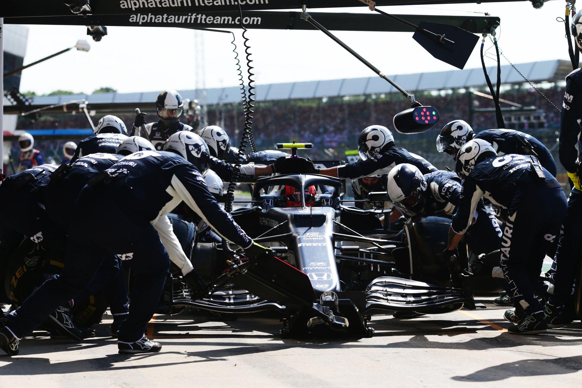 british gp weekend 15 Grand Prix Wielkiej Brytanii 2021 – podsumowanie