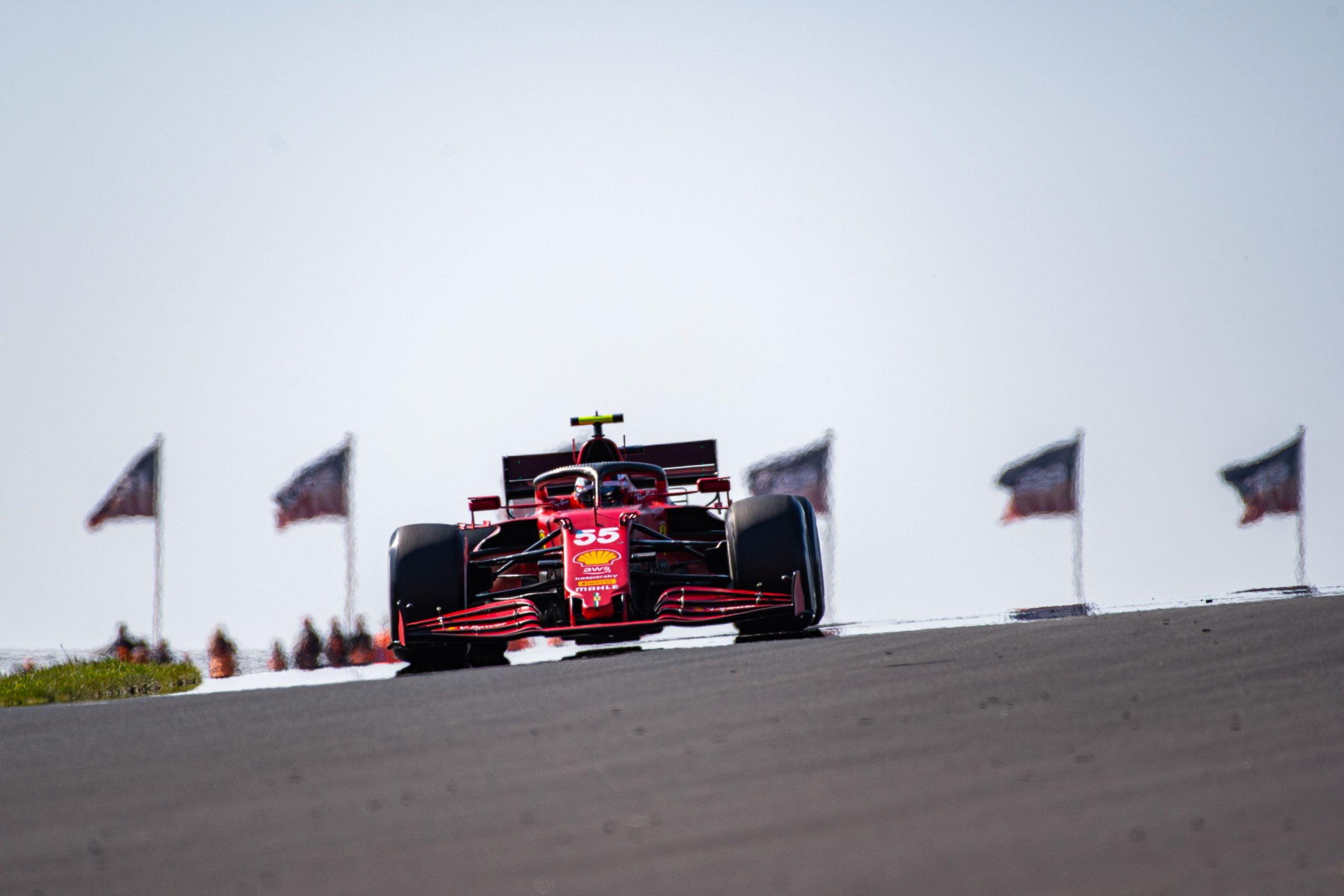 210053 scuderia ferrari dutch gp 2021 sunday scaled Grand Prix Holandii — podsumowanie