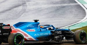 Alonso puts poor display down to lack of testing