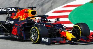 FP3: Verstappen edges out 'unbelievable' Hamilton