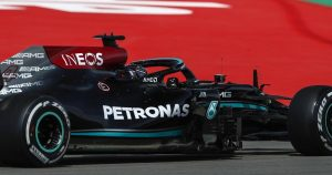 FP2: Hamilton pips Bottas, Red Bull off the pace