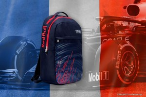 Contest GP France: win a Red Bull Racing backpack