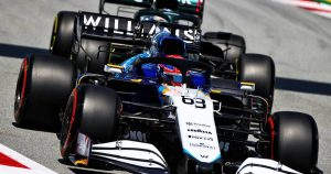 Robson: Russell would be 'massive loss' to Williams