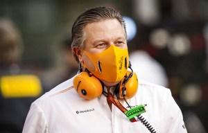 McLaren's Extreme E entry 'won't distract' F1