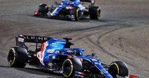 Alpine switch full focus to 2022 challenger