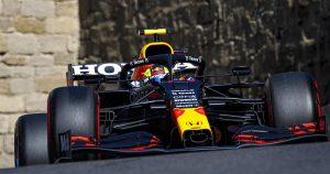 Perez no longer copying Verstappen's set-up