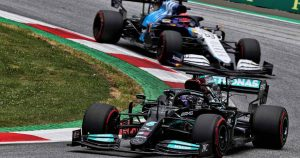 'Russell won't join Mercedes while Hamilton's there'