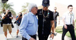Ecclestone: Hamilton no longer the fighter he was