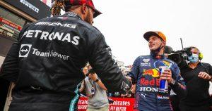 Hamilton prefers fighting Max to a 'selfish' team-mate