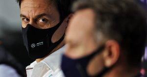 Wolff's Silverstone conduct 'unacceptable,' says Horner