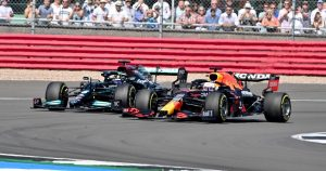 British GP clash could be 'talked about for decades'