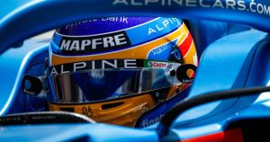 Alpine 'consider exercising' option on Alonso for 2022