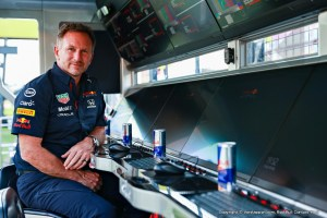 Horner after sprintrace at Silverstone: 'Fantastic to be starting on pole'