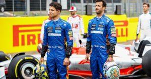 Ricciardo clarifies 'sh*t' comment said at 2022 car launch