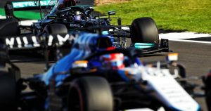 Russell 'thriving' off pressure of Formula 1 future