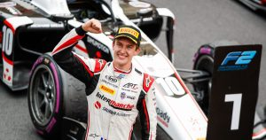 Pourchaire surprised by F1 speed on test debut