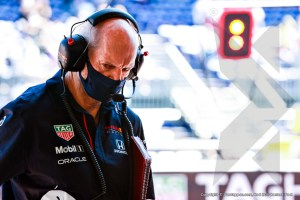 Interview Newey: 'Max has the steely grit that any world champion needs'