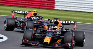 Rosberg reveals his ideal Red Bull line-up for 2022