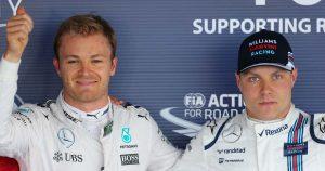 Bottas: Rosberg left 'big shoes to fill' at Mercedes