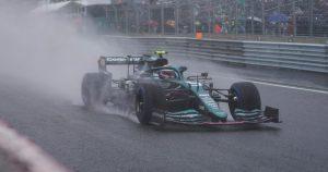 Vettel labels it 'a joke' to award points at Spa