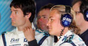 The story behind Nico Rosberg's 'Britney' nickname