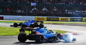 Lack of Alpine engine data could cause 2022 problems