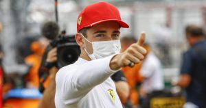 Leclerc set to extend deal with Ferrari until 2026