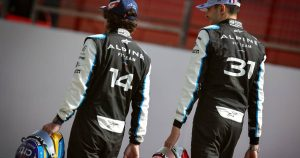 Alpine can see a WEC future for Alonso, Ocon