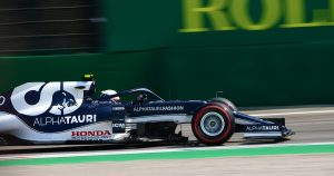 Gasly expects pit lane start after sprint crash