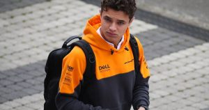 FP1 spin 'wasn't my fault', insists Norris
