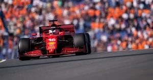 Ferrari 'very strong' over one lap, but long-run concern