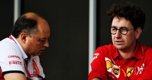Ferrari 'cannot influence' Alfa Romeo driver decision