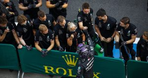 Hamilton, Mercedes and the delicate balancing act