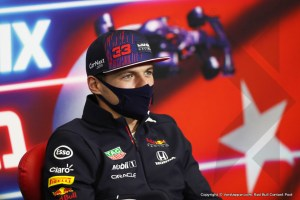 Max in Instanbul: 'It doesn't matter if you're the favourite'